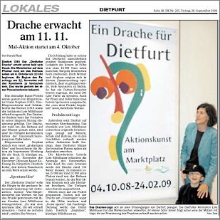 Donaukurier 26.09.2008